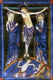 Crucifixion Marciania - Miniature, Venise