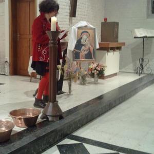 Marie présente le projet