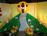 Célébration Sainte Famille 2014