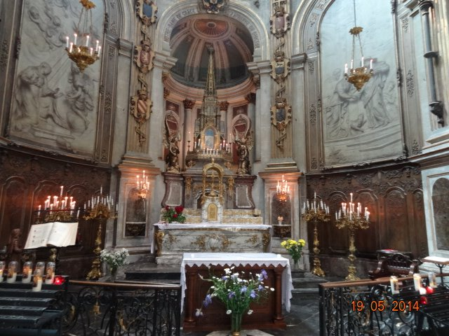 la chapelle ND de Grâce