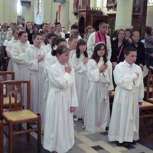 profession de foi villers guislain 1er juin 2014 0