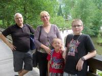 famille et bryan