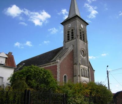 ext eglise Maresches
