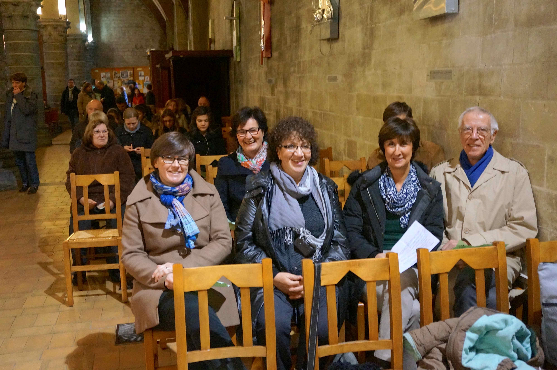 l'EAP avant la messe ... mais il nous en manque ! Lesquels ?