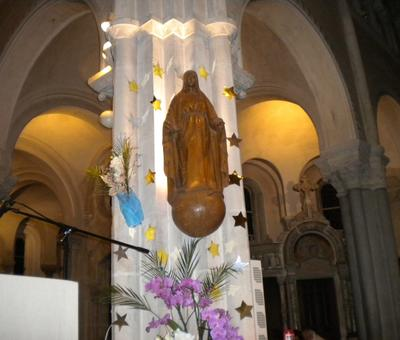 01 La Vierge MARIE