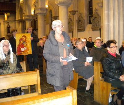 07 Procession  les Hospitaliers de Lourdes