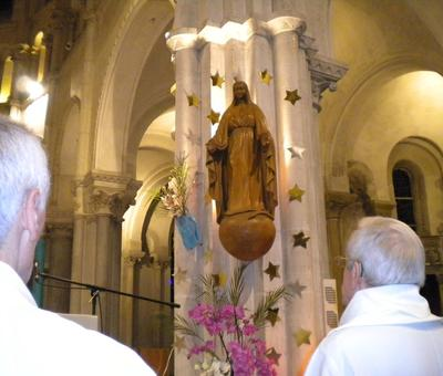 15 le chant du Je vous salue Marie