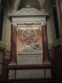 tombeau de Fénelon - cathédrale Cambrai