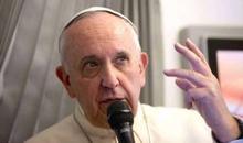 Le Pape dit ce qu'il en pense...