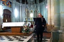 église St Martin de St Saulve. témoignage de Mélanie.