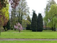 Jardin maison diocèse raismes