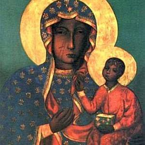 Vierge noire de Czestochowa