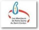 logo marcheurs ND St Cordon