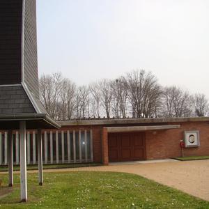 église Saint Vincent Bleuse Borne 2