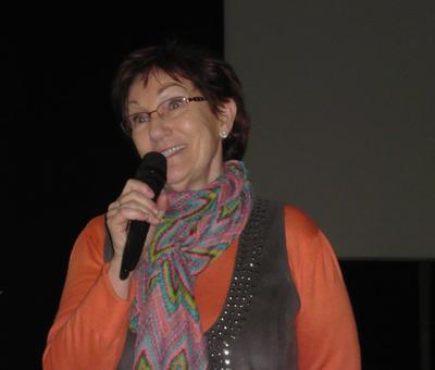Christine Bricout, responsable diocésaine