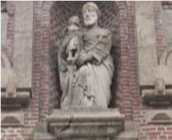 St Joseph facade