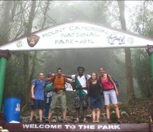 InstantanAc_Mont Cameroun
