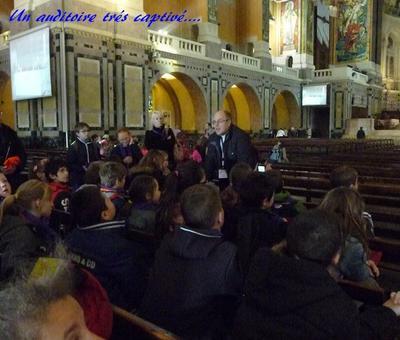 03.-. Visite de la Basilique