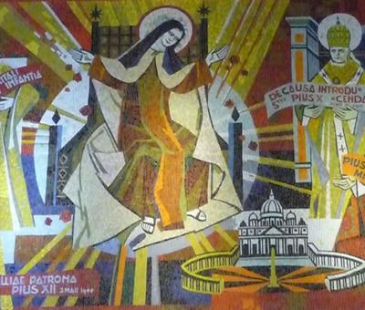 05.-. Basilique - Mosaique