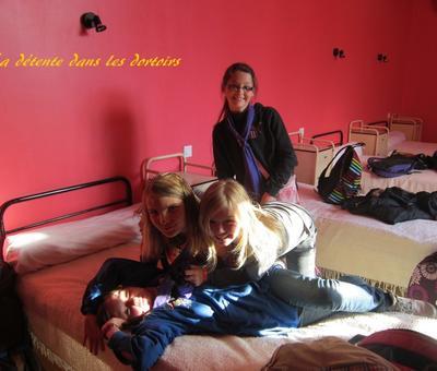 10.-. Les dortoirs