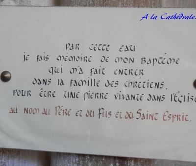 16.-. A la Cathedrale