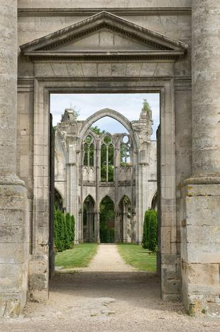 abbaye d'ourscamp 2