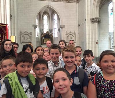 Nouvelle Confrerie Sainte Maxellende juin 2015 282
