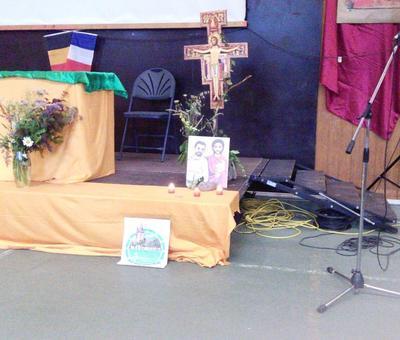 croix decor