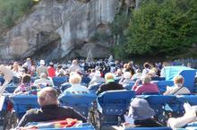 Lourdes2015_messe-grotte 5