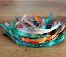 bracelets evangile