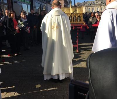 Benediction stele Nouvelle Confrerie 1 nov 2015 14