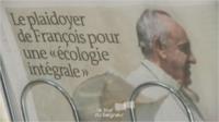 Ecologie et pape