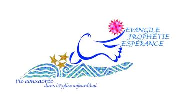 Logo annee mondiale vie consacree