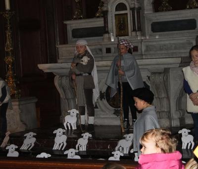 Noel 2015 avec les enfants (6)