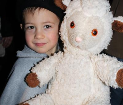 Noel 2015 avec les enfants (10)