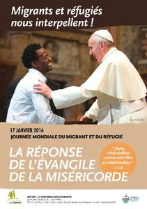 Affiche_Journee Mondiale Migrant Refugie 2016