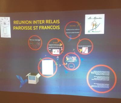 Reunion inter-relais 6 fév 2016