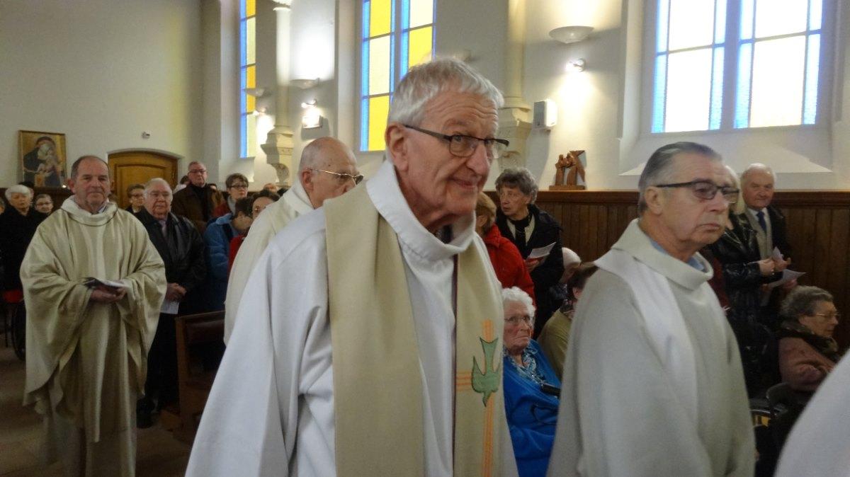 Les abbés Lecerf, Deffontaines et Descouvemont