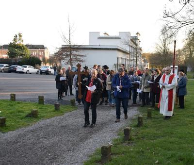 Chemin de Croix Conde 2016 9