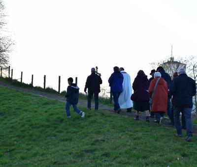 Chemin de Croix Conde 2016 27