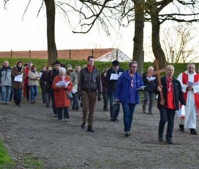 Chemin de Croix Conde 2016 47