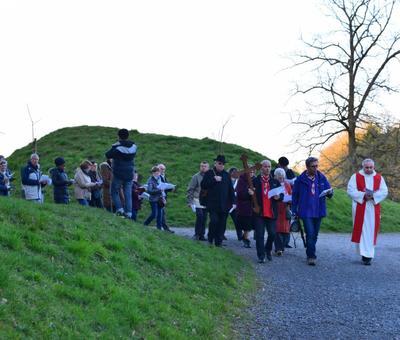 Chemin de Croix Conde 2016 50