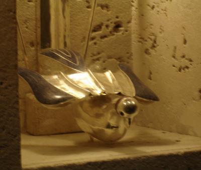 colombe autel