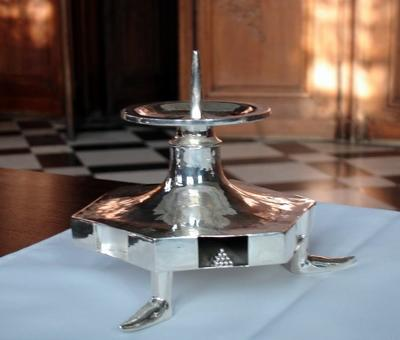 porte-cierge d'autel 1