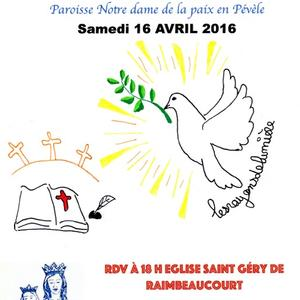 messe jeunes 16 avril 2016