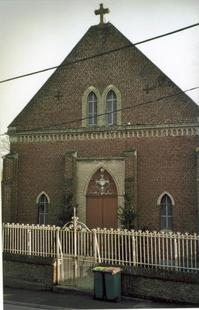 chapelle irvingienne