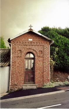 chapelle à la vierge