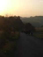 Marche vers le Puy en Velay