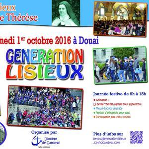 Affiche GenLisieux A5