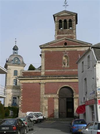 église de Le Quesnoy